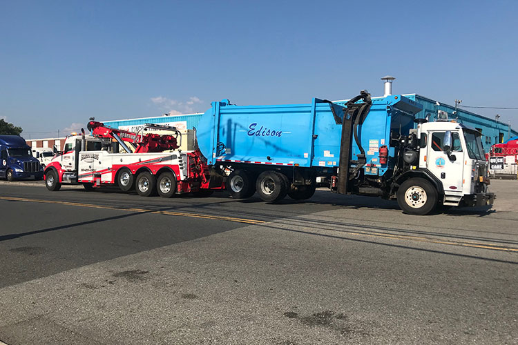 Heavy Duty Towing Services