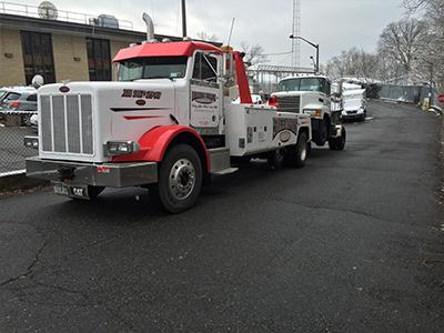 Heavy Duty Towing in Staten Island