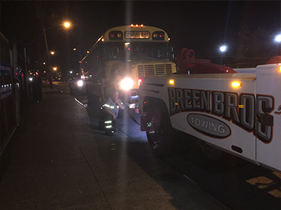 Heavy Duty Towing and Recovery Staten Island