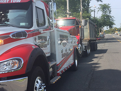 Heavy Duty Towing Services Staten Island