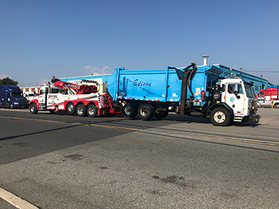 Heavy Duty Towing and Recovery Service Staten Island