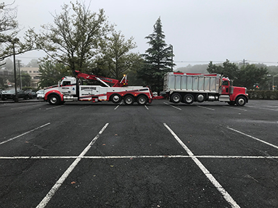 Heavy Duty Truck Towing Services Staten Island