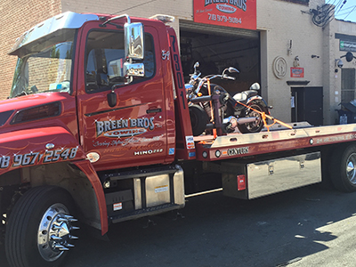 Light Duty Towing Services in Staten Island