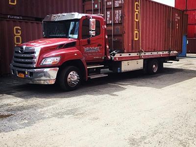 Machinery Transport Service Staten Island