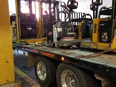 Machinery Transport Staten Island