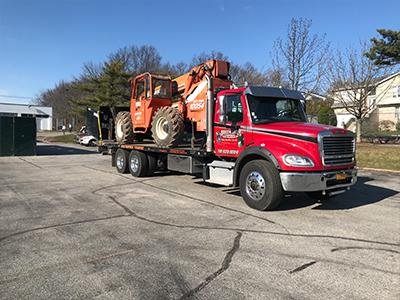 Machinery Transport Company Staten Island