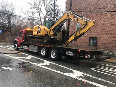 Machinery Transport Experts in Staten Island