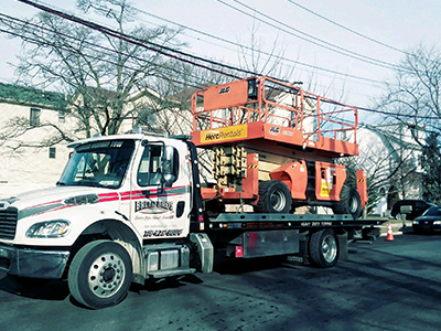 Heavy Machinery Transport Services in Staten Island