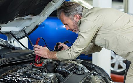 Jump Start And Battery Replacement